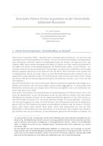 Datensätze nach Jahr 2013 - MADOC